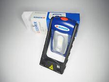 BERNER LED POCKET DELUX BRIGHT MICRO USB  TASCHENLAMPE WERKSTATTLAMPE MAGNET