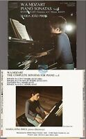 MOZART  piano sonatas volume 4 CD ALBUM maria joao pires IMPORT JAPON C37 7389