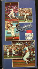 1981 Los Angeles Dodgers Official Media Press Guide, 128 Pages!