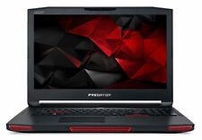 "Acer Predator 17X GX-792-78D 17.3"" (2TB+256GB, Intel Core i7 7th Gen., 2.90GHz, 32GB) Notebook - Black - NHQ1ESA005"