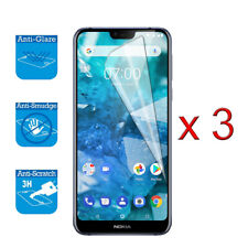 """For Nokia 7.1 5.84"""" 2018 Screen Protector Cover Guard LCD Film Foil x 3"""