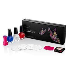 Konad Stamping Nail Art B Set - Stamping Nail Art Starter Kit