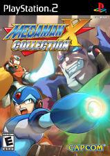 Mega Man X Collection PS2 New Playstation 2