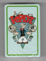 Popeye the Sailor Playing Cards - Vintage COMICS RARE CARTOON NEW & SEALED