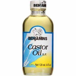 Benjamins Castor Oil 4oz