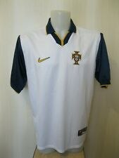 Portugal 1997/1998/1999 Away Size L Nike football shirt jersey maillot soccer
