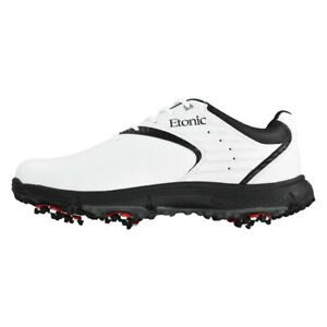 Etonic Men's Stabilite 6-Spike Waterproof Golf Shoe NEW