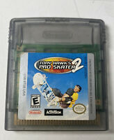 Tony Hawk's Pro Skater 2 Nintendo Game Boy Color Game Cartridge