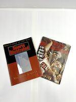Michael Jordan Sports Illustrated 1991 Hologram Cover & 1997 Championship Cover
