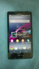 SONY XPERIA T LT30P, UNLOCKED, POWERS ON, GOOD CONDITION, CLEAN ESN  A5-10
