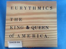 Eurythmics: The King & Queen of America Limited Edition Wooden Box UK DACD24