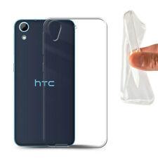 Étuis, housses et coques transparents HTC en silicone, caoutchouc, gel pour téléphone mobile et assistant personnel (PDA)