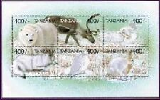 Tanzania- Mother Nature Collector's Stamp Sheetlet