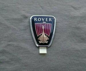 Original Mini Classic Rover Emblem Logo Zeichen für Motorhaube vorne BMC