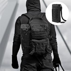 Taktische Molle Tasche Große Kapazität Rucksack Faltbare Tragbare Umhängetasche