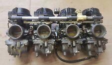 1990 Yamaha FZR 1000 3GM GENESIS EXUP >>>  carbs / carburettors ( leaking )