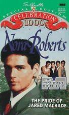 Pride Of Jared Mackade (The Mackade Brothers), Nora Roberts, 0373240007, Book, A