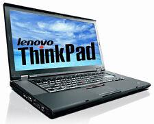 Lenovo ThinkPad T510 INTEL i5 2,40GHz 15,6 zoll DVD-RW  Win7 W-LAN TOP Notebook