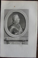 """FREDERIC GUILLAUME ROI DE PRUSSE ( 1688-1740) """" LE ROI SERGENT """""""