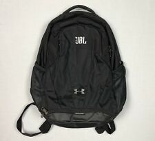 Under Armour Storm JBL Audio Backpack Black 4 Pocket Bag