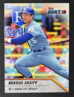 2016 Topps Bunt #103 George Brett - NM-MT