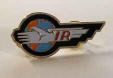 Thunderbirds IR International Rescue Enamel PIN