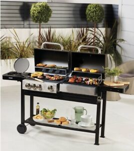 Gardenline Dual Fuel BBQ | Free and Fast Shipping ✅