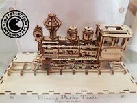 Maquette disney parks train - 316 pieces - Disney land paris - Neuf