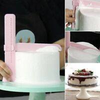 Cake Smoother Polisher Tools Cutter Adjustable Fondant Sugarcraft Icing Height