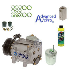 A/C AC Compressor Kit Fits: 2002 2003 2004 2005 Ford Thunderbird V8 3.9L ONLY