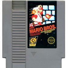 NES Game Super Mario Bros Game Cartridge for Nintendo Entertainment System Used