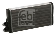 Wärmetauscher, Innenraumheizung für Heizung/Lüftung FEBI BILSTEIN 11090