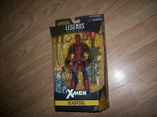MARVEL LEGENDS DEADPOOL FIGURE BUILD JUGGERNAUT X-MEN SERIES DEADPOOL Figure