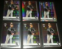 Michael Kopech Rookie Topps Chrome SP Parallel LOT Chicago White Sox