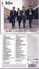 Beatles Vol. 2 - Live At The Bbc -  (2013, CD NUOVO) Cd Sigillato