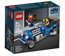 Lego 40409 Blue Fury Hot Rod VIP LIMITED EDITION Brand New & Sealed