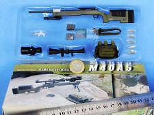 1:6 Figur M40A5 Sniper Rifle Infantry Green Scharfschützengewehr Modell G_8024A