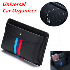 Pu Leather Car Organizer Pouch Pocket Storage Bag Accessories Self-Adhesive Nice (Fits: More than one vehicle)