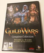 Guild Wars: Complete Collection (PC) - 4 full games