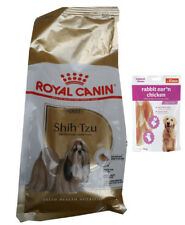 7,5kg Royal Canin Shih-Tzu ADULT  + 80g Fleischsnacks