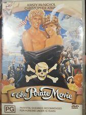 THE PIRATE MOVIE RARE DVD KRISTY McNICHOL & CHRISTOPHER ATKINS GILBERT SULLIVAN