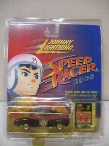 Johnny Lightning White Lightning Speed Racer 2000 Snake Oiler