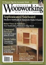 Popular Woodworking Magazine Sophisticated Sideboard Vises And Hold Fasts Tables