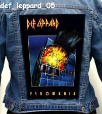 DEF LEPPARD    Back Patch Backpatch ekran new