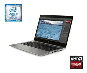 "HP ZBook 14u G6 14"" Full HD, Intel i7-8565U, 16GB RAM, 512GB SSD, Radeon WX3200"