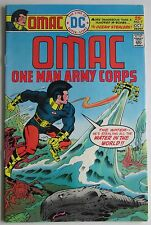 DC. Comics, Omac The One Man Army  # 7  Photos Show  Great Condition