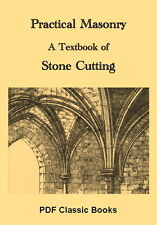 Practical Masonry: Art of Stone Cutting, Textbook on CD