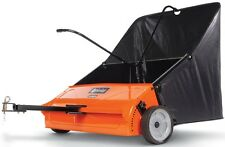 "AGRI-Fab 45-0492 remorqué Smart Balayeuse Pelouse & Leaf Sweeper 44"" MTD BRAND NEW"