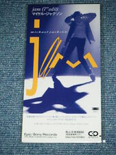 "MICHAEL JACKSON Japan Only 1992 Un-Opened MINT Tall 3"" CD Single JAM"