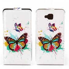Handy Tasche Flip Case Schutz Hülle LG D605 Optimus L9 II 2 Butterfly Cover M578